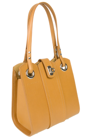 Curvi-Linear SM2 CL0814 Golden Sand Handbag